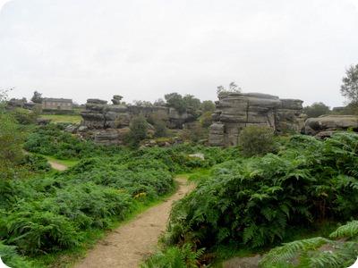Brimham Rocks